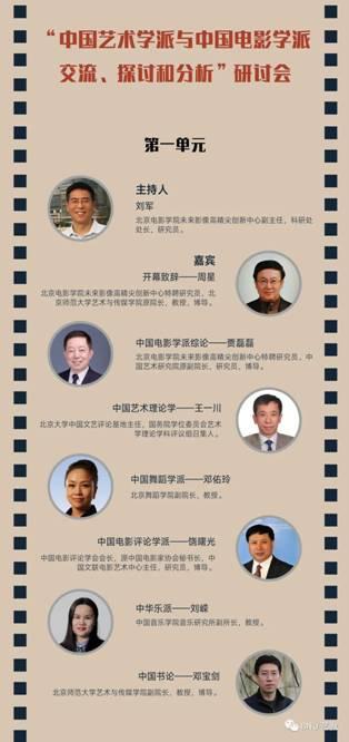 """""""中国艺术学派与中国电影学派交流、研讨和分析"""" 研讨会成功举办"""