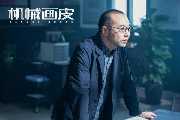 """电影《机械画皮》今日上映 郭碧婷段博文""""情陷""""科幻聊斋"""