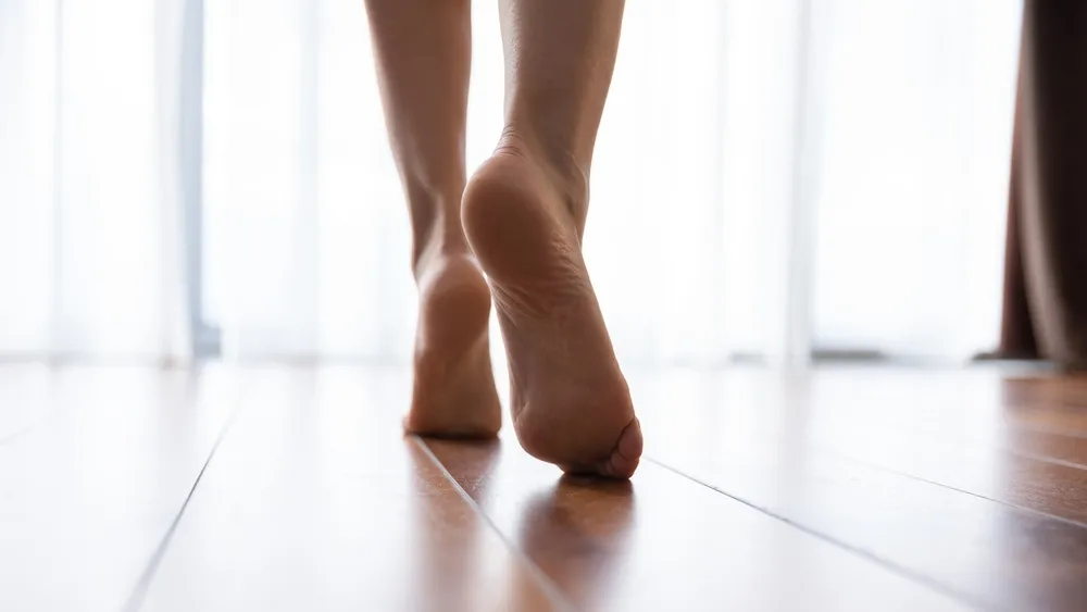 常踮腳尖護心補腎