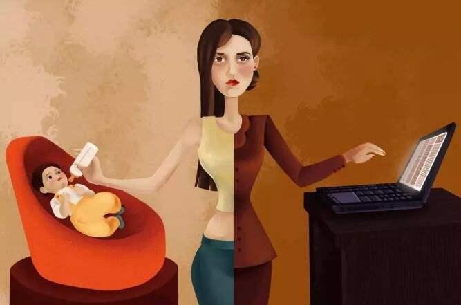 """有一份全年無休的工作叫""""職場媽媽""""!做4件事給自己減壓"""
