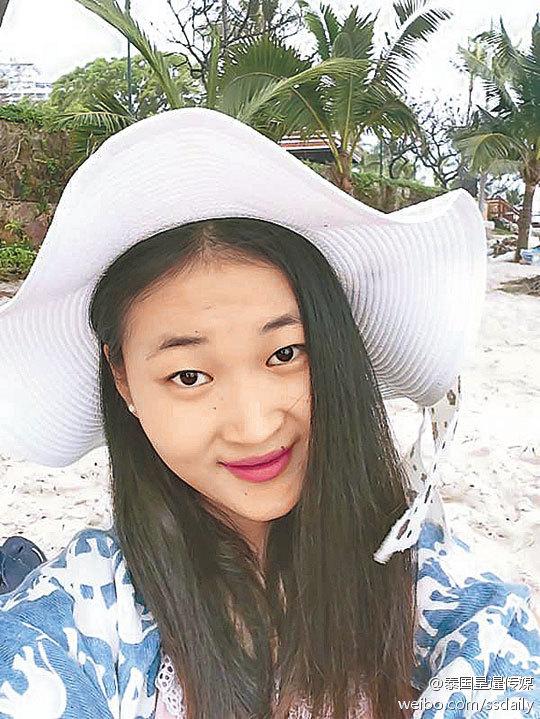 中国女留学生_泰国坠亡中国女留学生曾与父亲通话:被同学朋友出卖