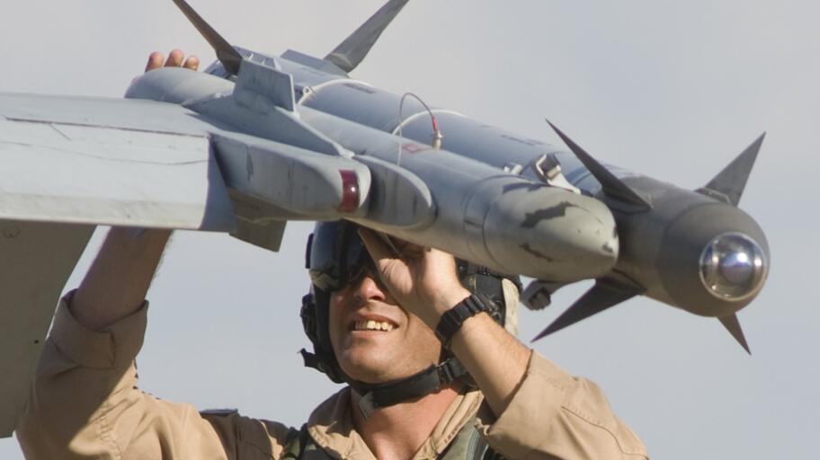 "AIM-9X""响尾蛇""空空导弹"