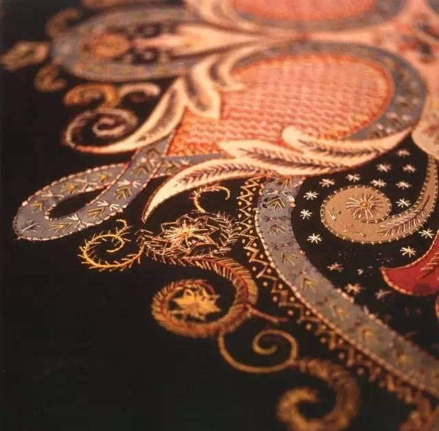刺绣:针尖上的艺术(图1)