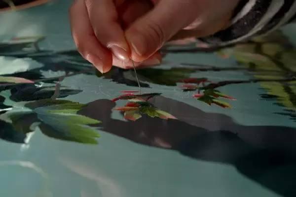 刺绣:针尖上的艺术(图10)