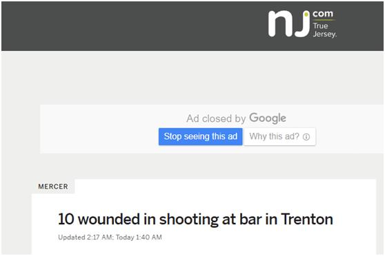 NJ.com网站报道截图