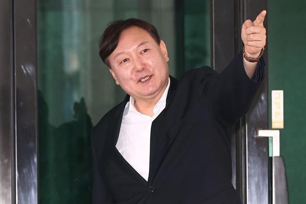 尹锡悦(韩联社)