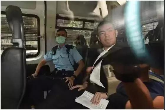 被告赖云龙(图源:香港《星岛日报》)
