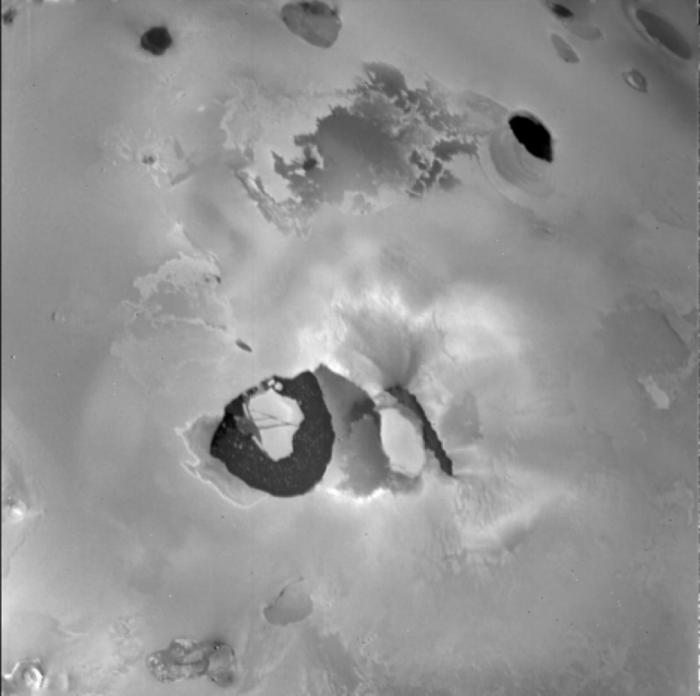 火山喷发很难预测,但木卫一最大火山却每475天喷发一次!