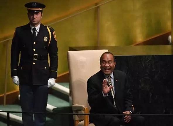 基里巴斯将同中国复交 外交部:高度赞赏