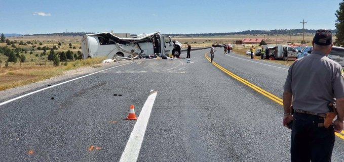事故现场 图自:CNBC