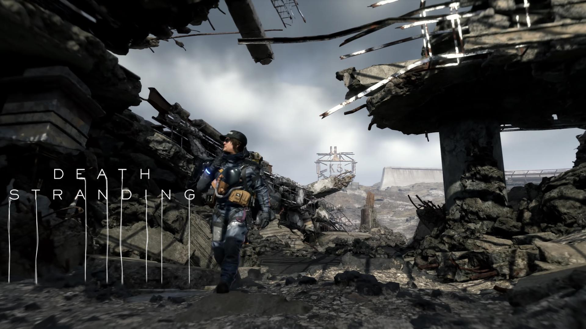 《死亡搁浅》新细节 玩家的行为可决定NPC的生死