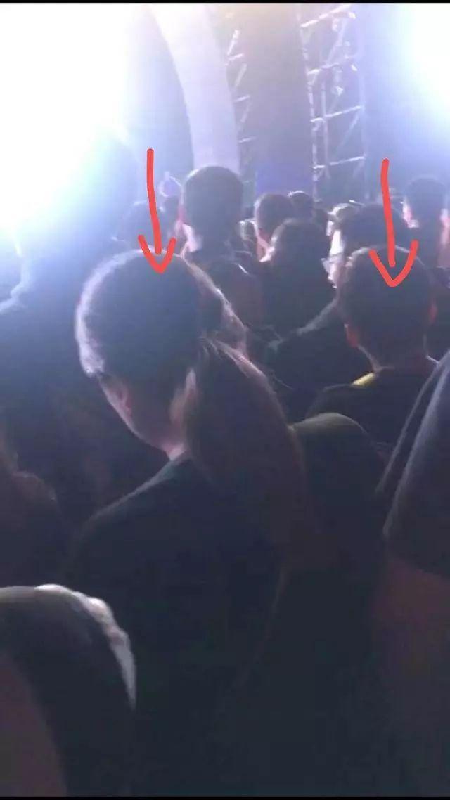 音乐节上女子拍了几张照片,却因此被当场抓获!