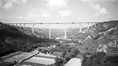 天宁沟特大桥获23项科技创新成果 一座名副其实的科研创新桥梁