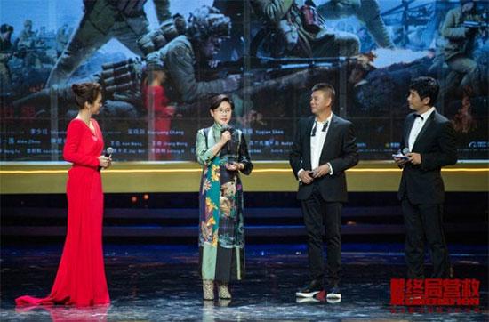 《解放·终局营救》亮相丝绸之路国际电影节