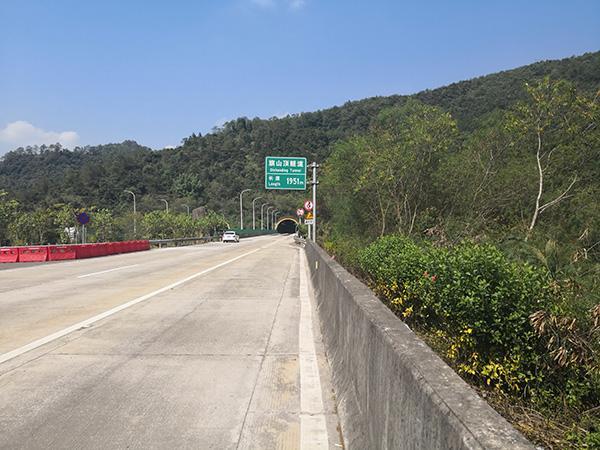 广梧高快一地路工程被违法转包通车后又发作万万工程款缠绕