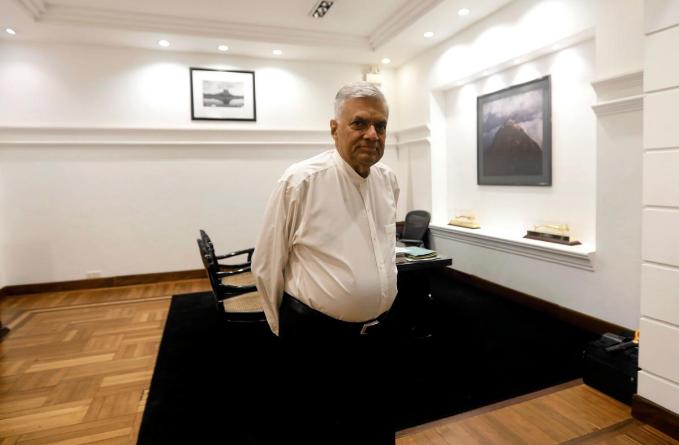 快讯!斯里兰卡总理维克勒马辛哈宣布辞职