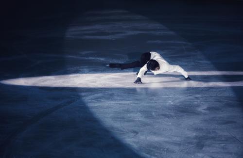 既7月份成功出品中國首部原創冰上舞劇《踏冰逐夢》,并展開巡演收獲極佳的