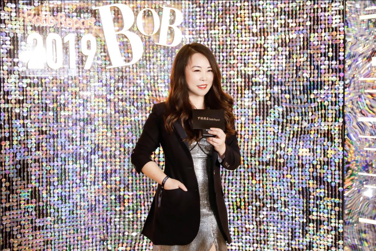 高净值人群心中理想高级时装的答案——Grace Chen获得罗博之选年度设计师奖