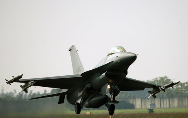 F-16V战斗机