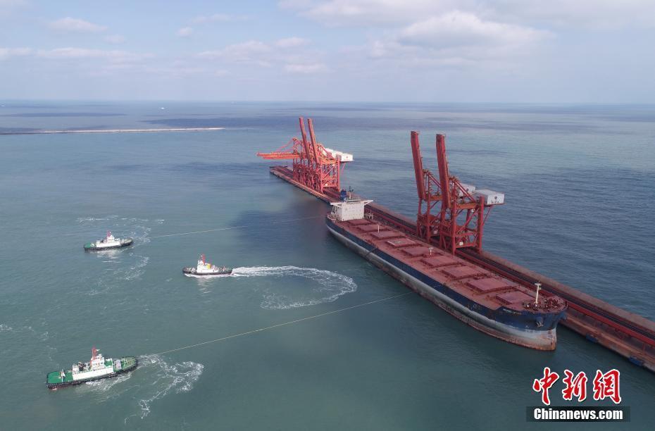 山东烟台保障电煤油气重要物资安全运输