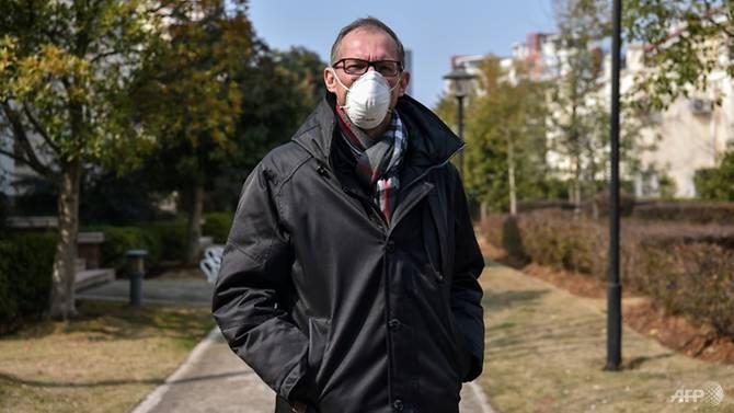 疫情当前,这些外国人选择留在武汉!