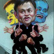 每一张面孔,都藏着非同寻常的故事 —— 漫画名家郭冶肖像作品欣赏