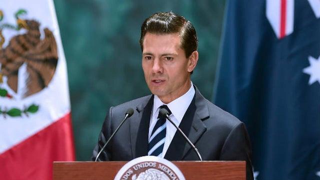 墨西哥前总统培尼亚被调查 起因可能参与腐败案