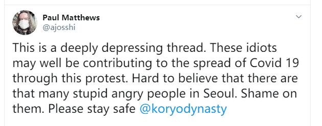 韩国人今天这场面,把外国人都吓坏了 今日沸点