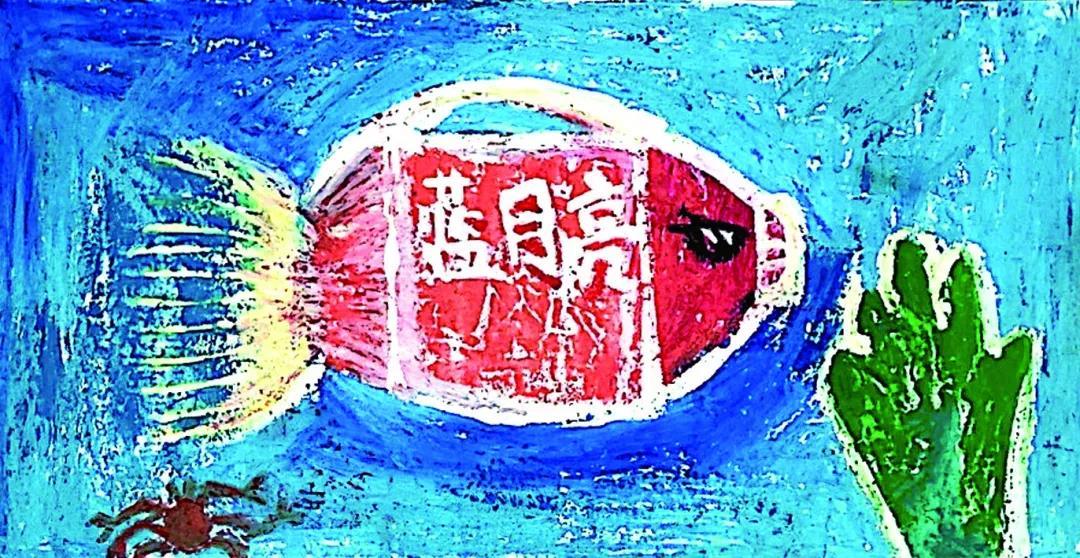 保护海洋四联漫画_第六届国际环保四联漫画大赛结果揭晓