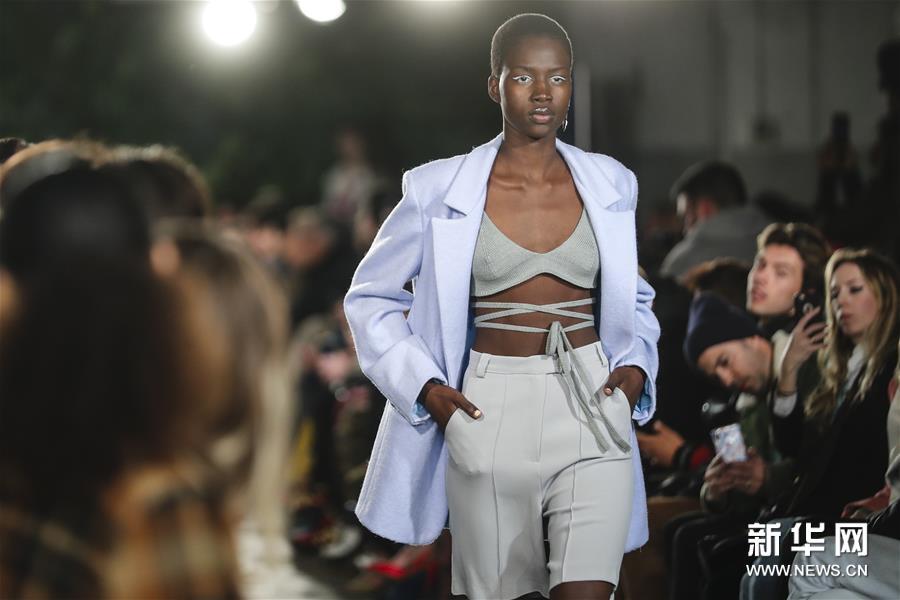 (外代二线)(5)里斯本时装周——设计师卡罗琳娜·马沙多时装秀