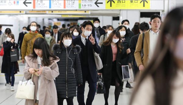 日本新冠肺炎确诊单日新增53例,国内累计确诊620例