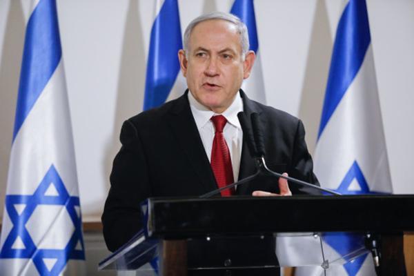 """以色列总理:新冠病毒是""""隐形敌人"""",将使用反恐手段应对"""